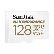 SanDisk Max Endurance MicroSD Card 128G Adaptor