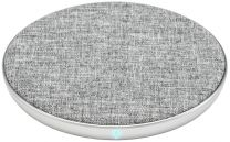 Ventev Mobile Device Wireless Charger Pad Grey