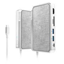 Alogic USB-C Ultra Dock WAVE Silver