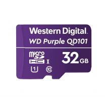 WD Purple SC QD101 32GB MicroSDHC Class 10 Memory Card