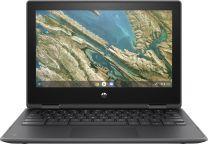 "HP Chromebook x360 11 G3 EE Hybrid (2-in-1) 11.6"" Touchscreen Celeron N, 8GB, 64GB eMMC, Chrome OS - Grey"