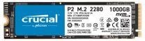 Crucial P2 1TB M.2 PCIe NVMe Gen3 SSD