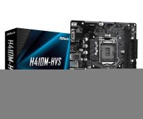 Asrock H410M-HVS LGA 1200 Micro-ATX Intel H410 Motherboard