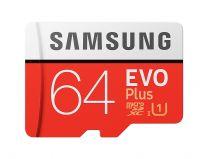 Samsung MB-MC64HA Memory Card 64GB MicroSDxC Class 10 UHS-I