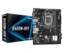 AsRock B460M-HDV LGA 1200 Micro-ATX Motherboard