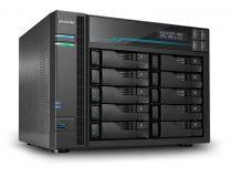 Asustor NAS/storage Server Ethernet LAN Desktop Black