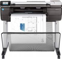"HP DesignJet T830 24"" Multi-Function Large Format Printer"