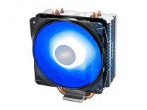 DeepCool GAMMAXX 400 V2 Processor Air Cooler 12cm Aluminium, Black