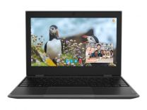 "Lenovo EDU-100E G2 11.6"" HD Laptop, N4120,4GB,128GB,Windows 10 Pro"
