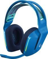 Logitech G G733 Wireless RGB Gaming Headset Head-band - Blue