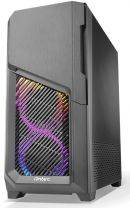 Antec DP502 Flux AirFlow ARGB ATX Midi Tower Gaming Computer Case