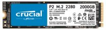 Crucial P2 2TB M.2 PCIe NVMe Gen3 SSD