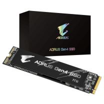 Gigabyte Internal Solid State Drive M.2 1000GB PCI Express 4.0 3D TLC NAND NVMe