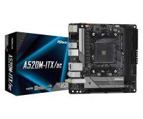 AsRock A520M-ITX/AC AM4 Mini-ITX Motherboard