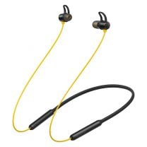 realme Buds Wireless Yellow RMA108 Headset Neck-band
