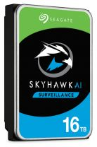 """Seagate Surveillance HDD SkyHawk AI 3.5"""" 16TB Serial ATA III"""