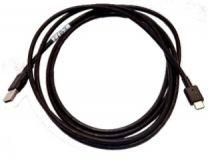 Zebra CS6080 Cordless Cradle USB Cable 2.13m 2.0 A C Black