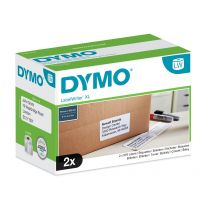 DYMO High Capacity Shipping Labels - 102x59mm