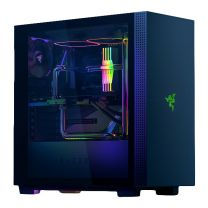 Razer Tomahawk Tempered Glass ATX Midi Tower Gaming Computer Case Black