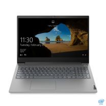 "Lenovo ThinkBook 15p Notebook 15.6"" 4K OLED i7-10750H, 16GB RAM, 512GB SSD, GTX 1650 Ti Max-Q Windows 10 Pro Grey"