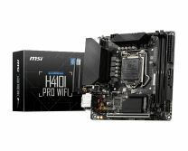 MSI H410I Pro Wifi H410 LGA 1200 Mini ITX Motherboard