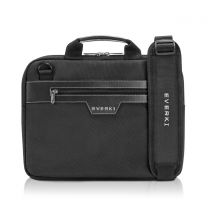 "Everki Business 414 Notebook Case 14.1"" Briefcase Black"