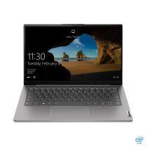 "Lenovo ThinkBook 14s Notebook 14"" Full HD, i5-1135G7 8GB RAM, 256GB SSD, Windows 10 Pro - Grey"