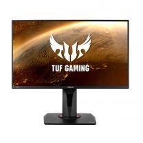 "Asus TUF Gaming LED 24.5"" Full HD 1ms 165Hz G-Sync Compatible Gaming Monitor - Black"