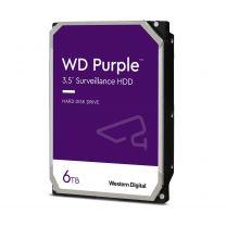 "WD Purple Surveillance 3.5"" 6000 GB Serial ATA"