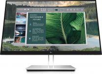 "HP E24u G4 23.8"" Full HD LCD USB-C Monitor Black, Silver"