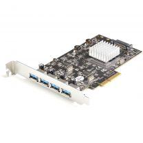 StarTech 4-Port USB PCIe Card 10Gbps