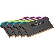 Corsair Vengeance RGB PRO SL 32GB (4x8GB) 3200MHz DDR4 Memory
