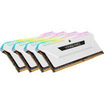 Corsair Vengeance Memory Module 32GB(4x8) DDR4-3200 RAM - White