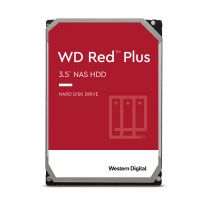 "WD Red Plus 4TB 3.5"" SATA NAS HDD"