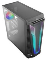 Cooler Master MasterBox 540 ATX Tempered Glass Desktop Case - Black