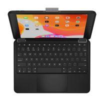 Brydge 10.2 MAX+ Wireless Keyboard With TrackPad Black