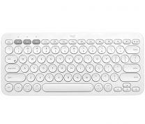 Logitech K380 Multi-Device Keyboard Wireless Bluetooth White