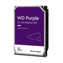 """WD Purple 3.5"""" 8TB SATA III Surveillance HDD"""