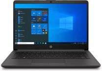 "HP 245 G8 Notebook 14"" Full HD A4-9125, 8GB RAM, 256GB SSD, Windows 10 Home Black, Silver"