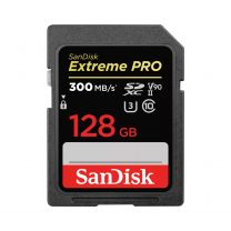 SanDisk Extreme PRO 128GB SDXC UHS-II Class 10 Memory Card