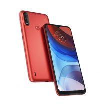 "Motorola Moto E7 Power 6.5"" 4G USB-C 2GB/32GB Mobile Phone - Coral Red"