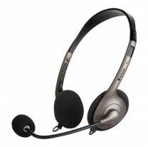 Verbatim Headphones/Headset Head-band USB Type-A Black