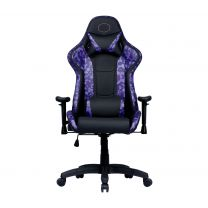 Cooler Master Gaming Caliber R1S CAMO ArmChair Padded Seat Black, Purple