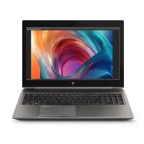 """HP ZBook 15 G6, 15.6""""FHD, i7-9750H, 16GB DDR4, 512GB SSD + 1TB HDD, Quadro T1000 4GB, LTE 4G, Windows 10 Pro"""