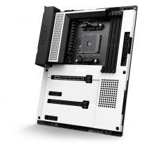 NZXT N7 B550 Socket AM4 ATX Motherboard - Matte White
