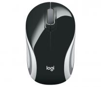 Logitech Wireless ULTRA PORTABLE Mini Mouse - Black
