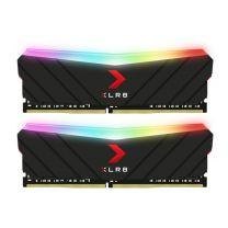 PNY XLR8 16GB(2x8) DDR4-4000 Gaming EPIC-X RGB Memory Module