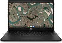 "HP Chromebook 14 G7 14"" Full HD Touchscreen Celeron N 8GB, 64GB, eMMC, Chrome OS Black"