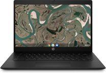 "HP Chromebook 14 G7 14"" Full HD Touchscreen Celeron N 4GB, 32GB eMMC, Chrome OS Black"
