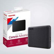 Toshiba Canvio Advance V10 2TB External HDD--Black